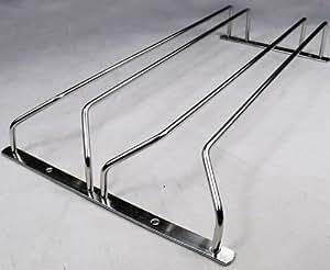 Porte-verre de vin de suspension de verre rack 2 voies type long [28,6 cm] (japon importation)