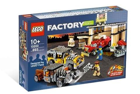 LEGO 10200 CUSTOM CAR GARAGE