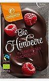 Landgarten Himbeeren in Zartbitterschokolade - Bio