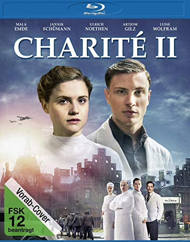 Charité - Staffel 2 [Blu-ray]