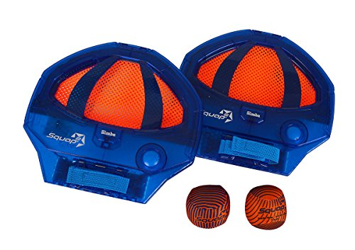 Simba 107204055 - Squap Fangballspiel Splash Version, mehrfarbig