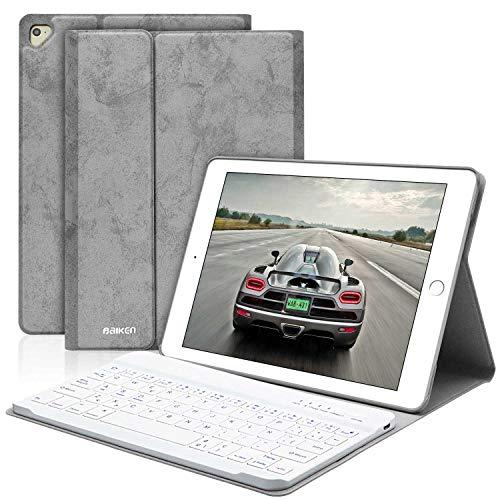 BAIBAO Teclado para iPad 2018
