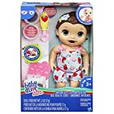 Baby Alive Super Snacks Snackin 'Lily C2698EU4(Brunette)