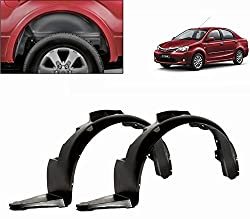 Jaz O Ride 428 - Car Fender Lining Unit FRONT Set of 2 for Toyota Corolla Altis D 4D G (Diesel)