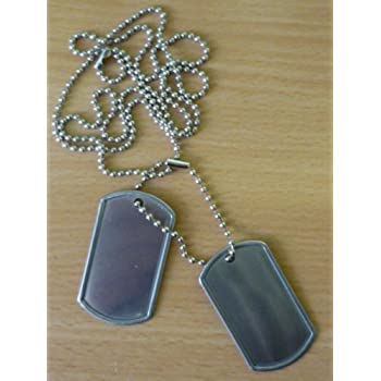 COMANDO Dog Tag US Placa...