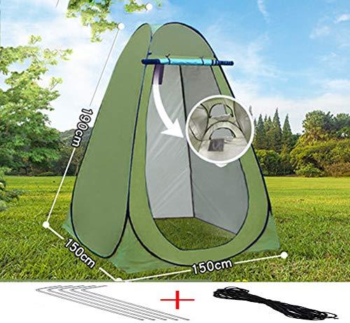 HWZPX Dusch Zelt Campingzelt Tragbarzelt Outdoor-Camping-Wc-Dressing-Dusche, Das Privatleben-Zelt Ändert
