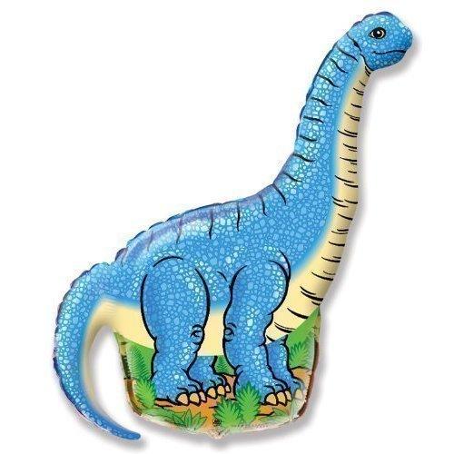 Dinosaur Party - Globos para fiestas Dinosaurios (901544BL)