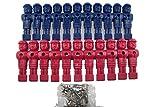 Kickerfiguren Mastercup 22 Stück B-Ware komplett mit Schrauben und Muttern