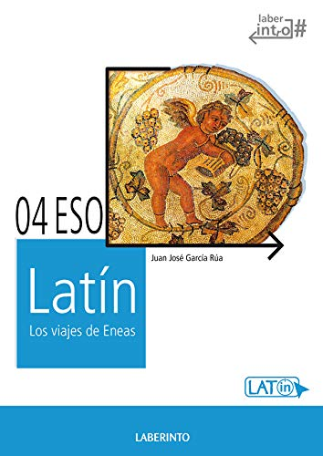 Latín 4º ESO. Los viajes de Eneas - LOMCE (Laberinto Texto)