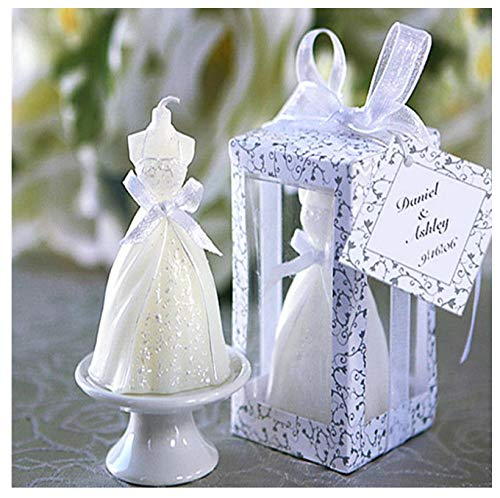 Gift Romantic Wedding Bride Candle Craft Candle Creative Wedding Supplies European Wedding Practical For The Guests A -