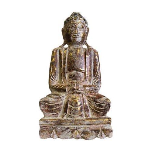 Ancient Wisdom Sabiduría Antigua Estatua Buda-40cm