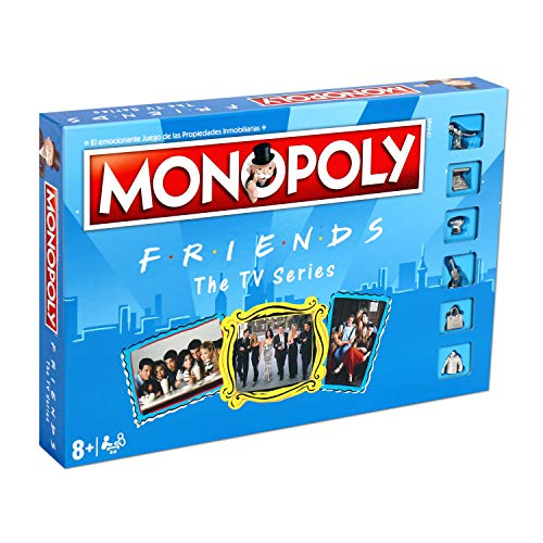 ELEVEN FORCE Monopoly Friends 12135