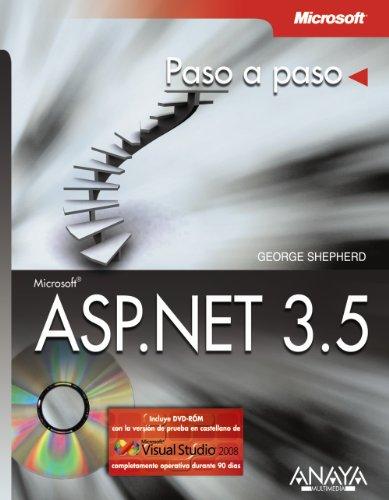 ASP.NET 3.5 (Paso A Paso) por George Shepherd