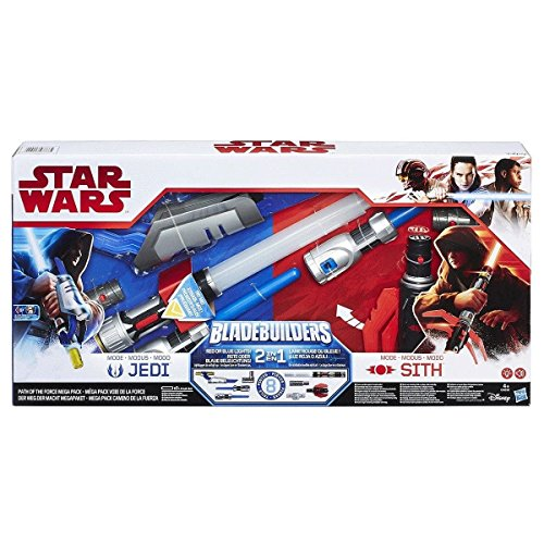 Star Wars Ultimate 2 in 1 Bladebuilders Path of the Force Mega Pack