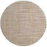 BESTONZON Tapemats redondos para las esteras de tabla antirresbaladizas del aislamiento de calor de la mesa
