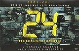 24 Heures Chrono - Coffret Bombe 49 DVD - Saisons 1 ?? 8 + Redemption - Edition limit??e