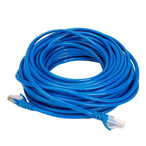 Terabyte RJ45 CAT5E Ethernet Patch/LAN Cable  3M, Blue