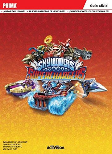 Guía Skylanders Superchargers por Vv.Aa.