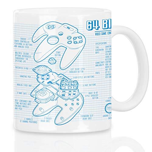 style3 64 Bit Controller Cianografia Tazza Caffè