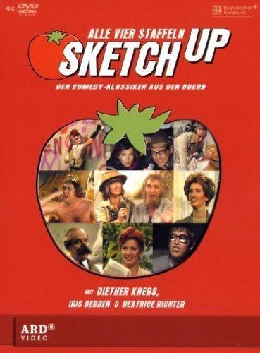 Bild von Sketch Up - Alle vier Staffeln (4 DVDs)