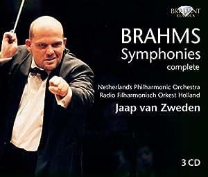 Brahms - Complete Symphonies