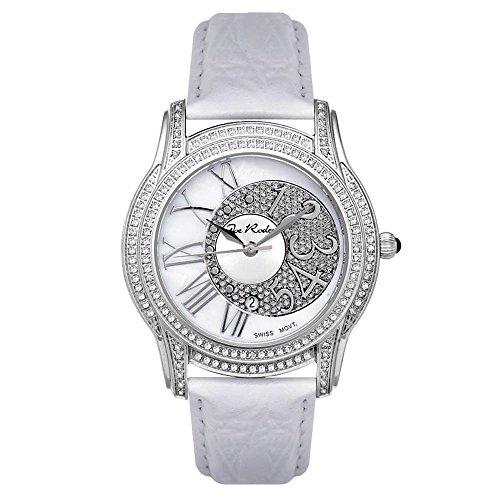 Joe Rodeo Diamond Ladies Watch - BEVERLY silver 1.35 ctw