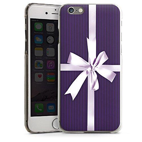 Apple iPhone 4 Housse Étui Silicone Coque Protection Cadeau Poison Boucle CasDur transparent
