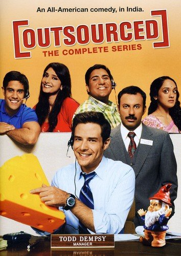 Outsourced: Complete Series (3pc) / (Ws Sub Ac3) [DVD] [Region 1] [NTSC] [US Import]