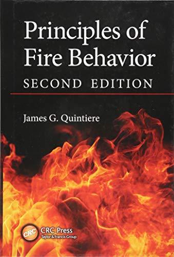 Principles of Fire Behavior (Tayl70)
