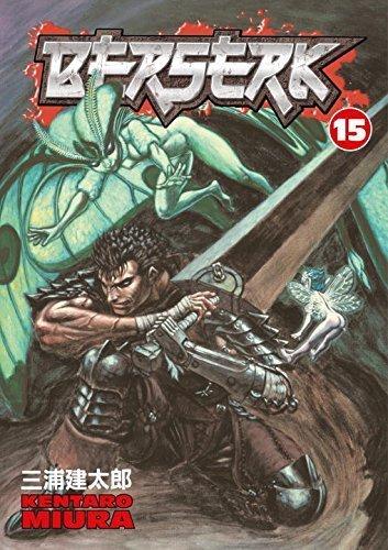 Berserk Volume 15 by Miura, Kenturo (2007) Paperback
