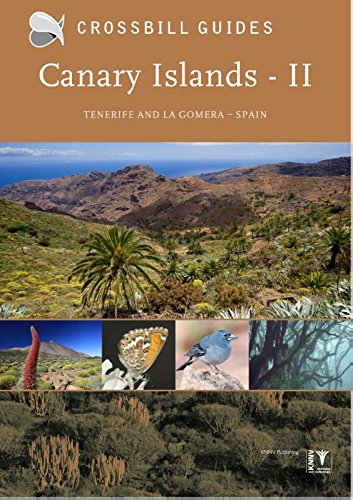 Canary Islands II: Tenerife and La Gomera - Spain: 2 (Crossbill Guides) por Dirk Hilbers