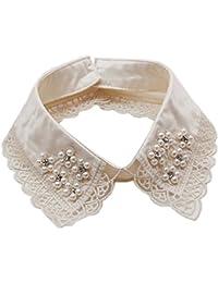 Vêtements de mode accessoire faux collier détachable col chandail pour femmes, # 06
