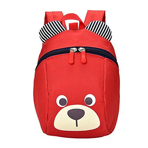 Imagen de juleya toddler 3d perro  baby kids  con reinas walkers mini bolsa red