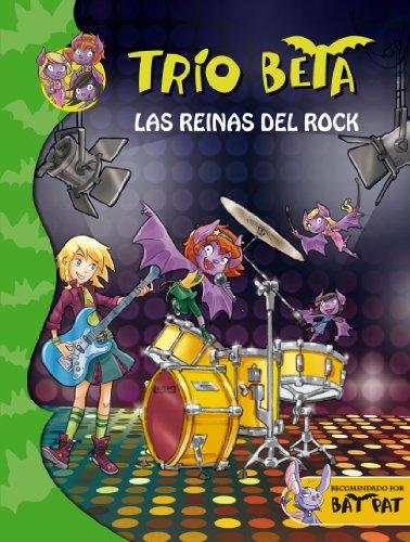 Las reinas del rock (Trío Beta 5) (Spanish Edition)