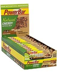 PowerBar Natural Energy Cereal - Preparados fitness - Cacao-Crunch 24 x 40g verde/marrón 2017