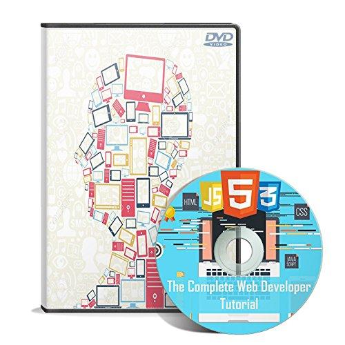 The Complete Web Developer Tutorial (2 DVDs)