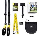 #2: TRX Training - GO Suspension Trainer Kit, Lightest, Leanest Suspension Trainer Ever - Perfect for Travel and Working Out Indoors & Outdoors