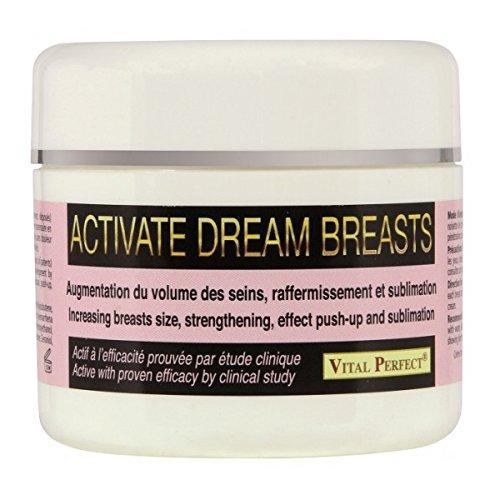 Activate Dream Breasts das Volumen und die Größe der Brüste zu erhöhen von Vital Perfect