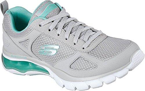 Skechers 12302 Damen Sneakers Grau