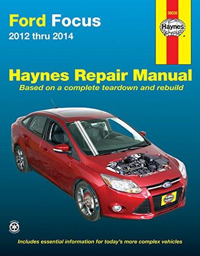 manual ford focus 2012 español pdf