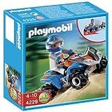 Playmobil 626095 - Vacaciones Quad De Carreras