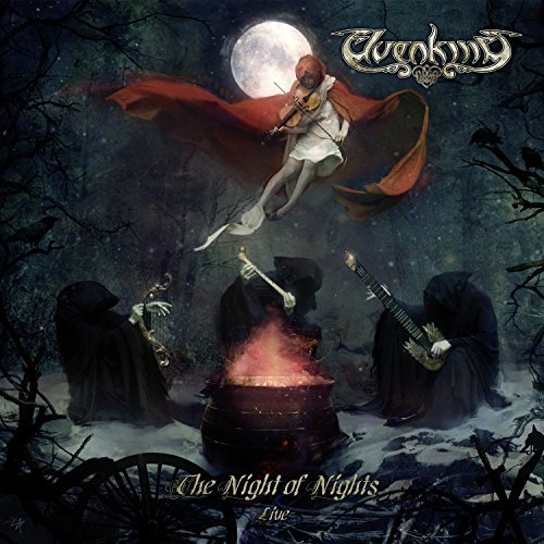 The Night Of Nights - Live (2cd+dvd) by Elvenking