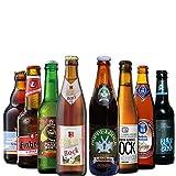 Bockbier Paket von BierSelect - 8 Flaschen Bockbiere in einem Geschenkpaket - 8 Flaschen in einem Paket, Bier Geschenk Paket für Wikingerfans - Top Geschenkidee für den Ehemann, Freund, Vater oder Opa