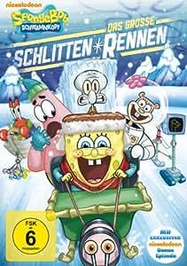 Spongebob: V25 das Grosse Schlittenrenne [Import anglais]