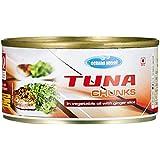 Oceans Secret Tuna Chunks in vegetable oil with in Ginger slice, 180g