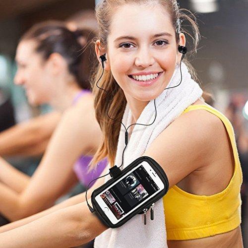 Fascia-da-BraccioTopist-Running-Allenamento-Esercizi-Sweatproof-Sport-Fascia-da-Braccio-per-Iphone-6-plus6S-Samsung-Galaxy-S7S6S4S5-Note234-Fascia-da-BraccioColore-Nero
