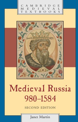 Price comparison product image Medieval Russia,  980-1584,  Second Edition (Cambridge Medieval Textbooks)