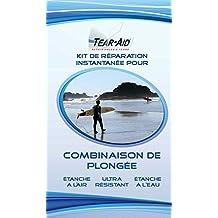 Tear-Aid - Kit de reparación instantánea para Trajes de inmersión, Velas, Cometas