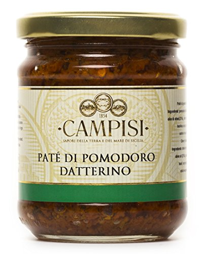 TIPILIANO | Pate tomate datterino | 220 gr.