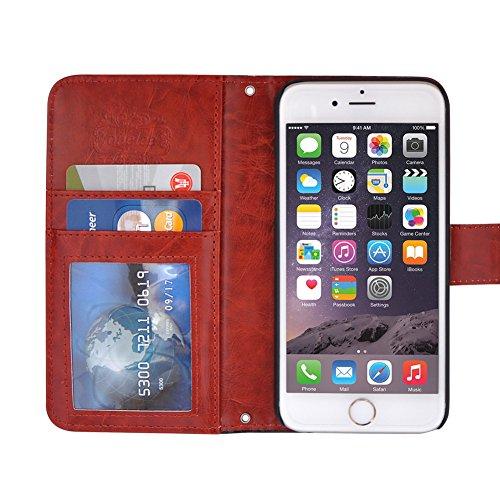 Onelee(TM) - Batman iPhone 6 Case & Cover -Batman&Yellow Logo iPhone 6 Case - Black 6 l013